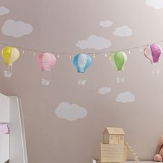 Set-of-5-Pastel-Hot-Air-Balloon-Paper-Lanterns-Decorations-for-LED-Fairy-Lights
