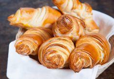 Vajas croissant Croissant Recipe, Hungarian Recipes, Hungarian Food, Lactose Free, Croissants, Creative Food, Pretzel Bites, Cookie Recipes, Food To Make