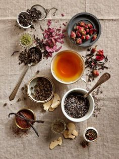 There is nothing more fascinating than the art of tea making.