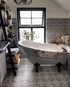 Bathroom Inspiration // My Dark Home The Perfect Scandinavian Style Home Upstairs Bathrooms, Dream Bathrooms, Beautiful Bathrooms, Small Bathroom, Cozy Bathroom, Bathroom Inspo, Bathroom Inspiration, Home Decor Inspiration, Scandinavian Style Home