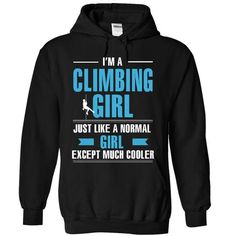 Climbing (1) guy is cooler - #christmas gift #gift for men. GET YOURS => https://www.sunfrog.com/LifeStyle/Climbing-1-guy-is-cooler-1849-Black-9570557-Hoodie.html?68278