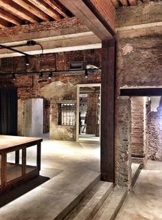 Ar&a Workshop, Paola Montagner Architetto — Riuso a Bassano del Grappa