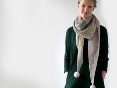 Horisont sjal - Original - G-uld