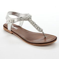 Candie's Thong Sandals - Juniors