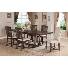 Winners Only, Inc. Xcalibur Dining Table