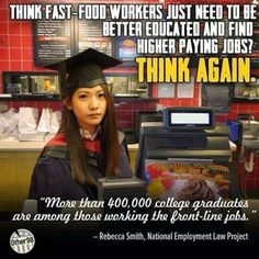 It's almost as if... we should, like... raise the minimum wage... or something... HMMM. Thanks to Our Time and The Other 98% for the image!