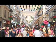 Feria en kermis van Málaga, ieder in augustus. Nog nooit heeft u zo'n groot feest meegemaakt!    #feest #Malaga