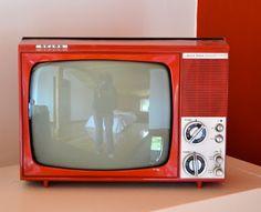 Garagem vintage: Televisor Sears años 60