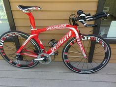 Specialized SWORKS Transition