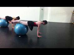 Extension arabesque - YouTube