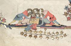 Gambling in Oxford, Bodleian Library MS Bodley 264