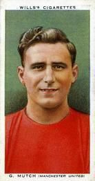 1935-36 W.D. & H.O. Wills Association Footballers #34 George Mutch  Front