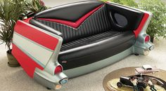 Tribute to the 1957 Chevy Sofa