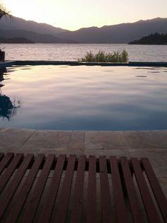 Laguna de Aculeo, Chile