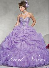 SNPW0024 Lavender Bridal Gowns Ball Gown Robe De Mariage Victorian Gothic Wedding Dress Purple(China (Mainland))