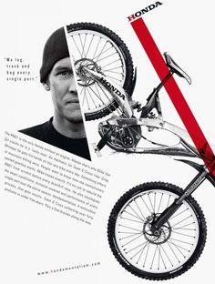 Excelentes anuncios impresos para Honda | Vecindad Gráfica Diseño Gráfico