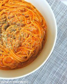 One Pot Pasta…. Oder wenn Kochen immer so einfach wäre ;-) One Pot Pasta, ich denke viele kennen sie schon. Habe ja schon 2 Gerichte auf meinem Blog. One Pot Pasta I und One Pot Pasta Primav…