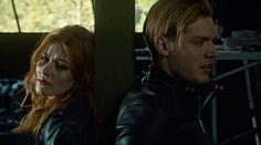 Clary and Jace. Shadowhunters 2x20