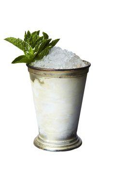 Mint Julep Cocktail image