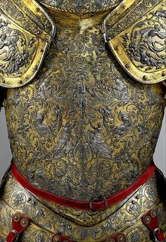Armor of Henry II of France (reigned 1547–59) | French, possibly Paris | The Metropolitan Museum of Art