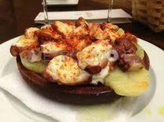 Pulpo a la gallega | Restaurante mesón tapería Benfeito en Vigo