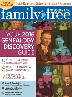Browsing Online Census Records - Family Tree Magazine