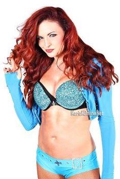 #WWE #ROH Maria Kanellis
