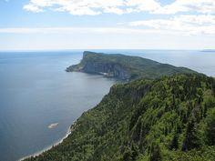 Forillon, Gaspésie, Québec Jacques Cartier, Ontario, Parcs, Canada Travel, Alaska, Places To Visit, River, Landscape, Nature