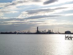 Texas City, TX : Texas City is home to many refineries.
