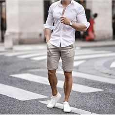 Best moda hombre verano casual summer ideas 114 𝚙 𝚒 𝚗 𝚝 𝚎 𝚛 𝚎 𝚜 𝚝: ✰𝚊𝚗𝚒𝚜𝚊𝚖𝚔𝚠𝚊𝚗𝚊𝚣𝚒✰ Men Accessories Stylish Men, Men Casual, Parka Outfit, White Shirt Outfits, Men's Outfits, Jean Outfits, Work Outfits, Fashion Outfits, Moda Blog