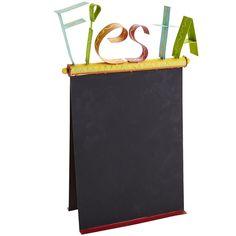 Fiesta Chalkboard | Pier 1 Imports