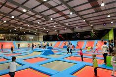 Rush Indoor Trampoline Park