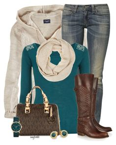 AE Hoodies 1 by amybwebb on Polyvore featuring polyvore fashion style American Eagle Outfitters Dorothy Perkins Levi's Frye Michael Kors Marc by Marc Jacobs Tory Burch Mint Velvet