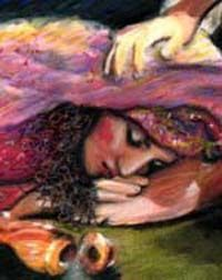 mary magdalene at jesus's feet   mary magdalene at the feet of jesus   extravagant prophetic worship