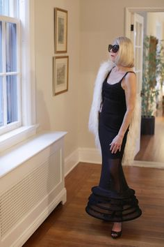 """""""I Was Never Afraid to Make a Statement""""[ADVANCED STYLE]  ...love this blog of stylish and bold older women"""