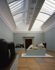 Tate Britain Millbank renovation by Caruso St John completed