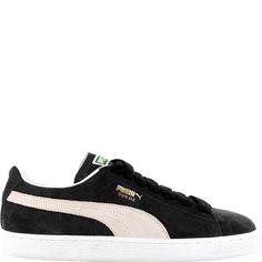 sports shoes 0559d 1b380 puma Suede Classic Eco black white