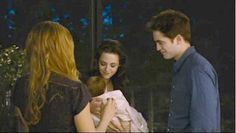"A new teaser trailer for ""Twilight: Breaking Dawn Part 2"" has been released and features Bella (Kristen Stewart) holding her and Edward's (Robert Pattinson) new baby, Renesmee."