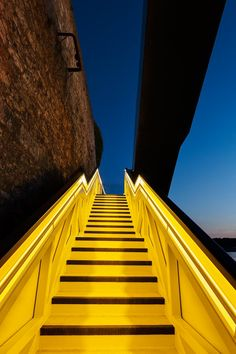 Coast Path Staircase at Royal William Yard by Gillespie Yunnie ...