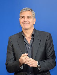 George Clooney on ageing and cosmetic surgery