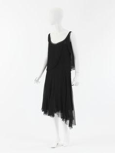 Coco Chanel dress ca. 1925 via The Costume Institute of The Metropolitan Museum of Art