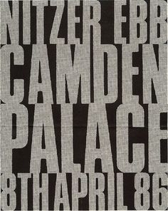 Nitzer Ebb: Camden Palace 1986