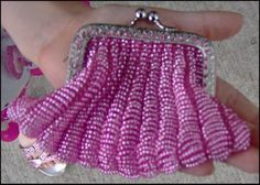 beaded purses - Google Search