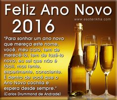 Frases de Ano Novo 2016