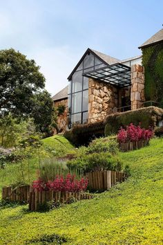 This Hotel and Spa in Brazil Takes Full Advantage of The Natural Beauty Surrounding its Tranquil Space by Gessato Blog | Details Style Syndicate