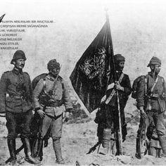İngilizler'in tarih kitaplarından sildirmeye çalıştığı zafer:Kut'ül Amare 29 Nisan 1916'da İngilizlerin 13 general,481 subay, 13.300 er ile teslim oldu.