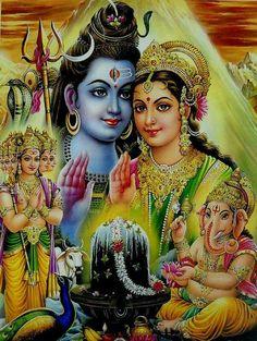 Shov Parvati Parivar