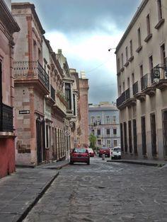 Calles de Zacatecas/ Streets of Zacatecas
