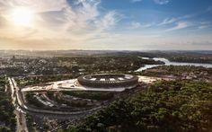 Complejo Deportivo Mineirão - Copa Mundial 2014 / BCMF Arquitetos