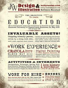 Great Ways to Get Your Resume Noticed - Hongkiat